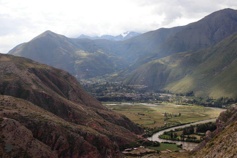 Das Heilige Tal der Inka – Nahrungspflanzen
