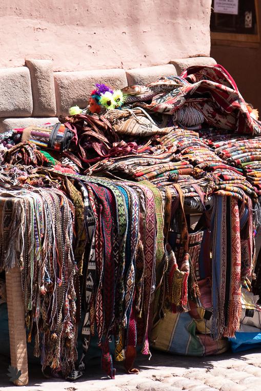 Textilien-Pisac